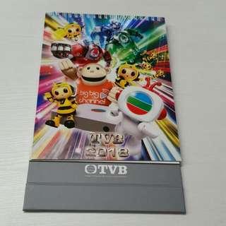HK TVB 2018 Table Calendar