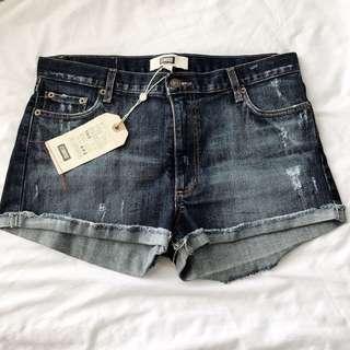 Elwood Denim Shorts