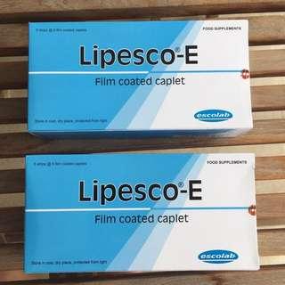 Lipesco-E film coated caplet for nerves