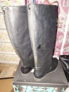 Payless Knee High Boots size 7