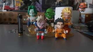 Dragon Ball Chara Puchi Set