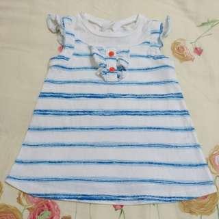 🏖麗嬰房3歲海洋風上衣