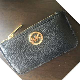 Michael Kors card case/coin pouch