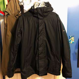 Quiksliver Men's Snowboarding Jacket Size Small(Youth XXL)