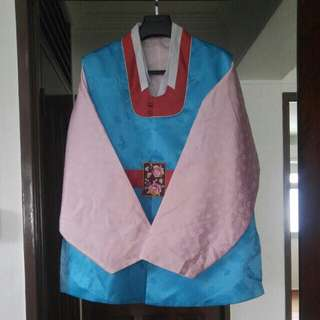 Traditional Hanbok for sale!