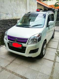 Karimun Wagon 2014 M/T pemilik langsung