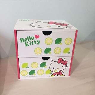 Hello kitty 收納櫃