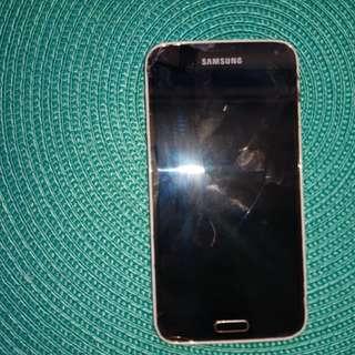 Samsung s5 (unlocked)