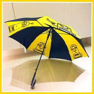 《小小兵》神偷奶爸 自動傘/直傘/雨傘