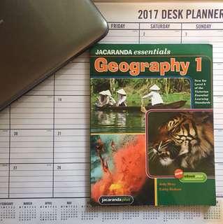 Jacaranda Geography 1