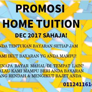 tuition 2018