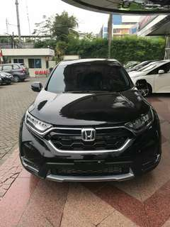 HONDA CR-V 1.5 TURBO PRESTIGE AT 2018 ALL NEW HONDA BRIO MOBILIO JAZZ CRV BRV HRV CIVIC CITY ODYSSEY ACCORD BR-V HR-V 2018