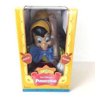 小木偶 Pinocchio Marionette 木偶奇遇記 極罕有 迪士尼 正品