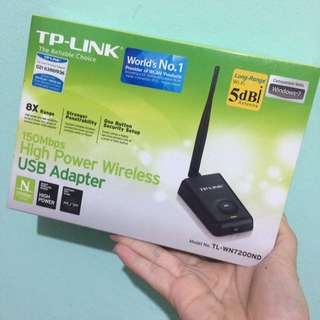 TP-Link WiFi wireless USB Adapter