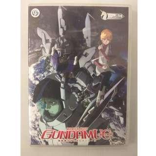 Gundam UC EP4 (DVD)