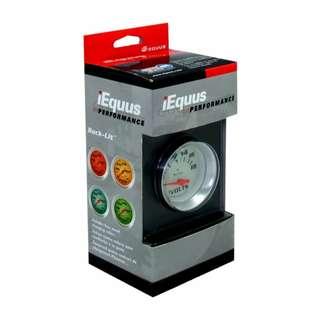 iEquus Performance Back -Lit Oil pressure Gauge