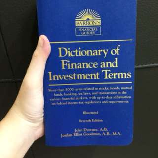 Dictionary in Finance and Investment Terms