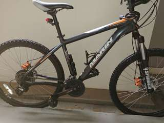 Mountain Bike Complete Set - Marin Pioneer Trail (a great bike for a LOW price)