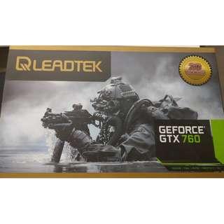 Leadtek GTX760 OC 2GB