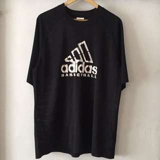 Adidas Basketball Mesh Shirt