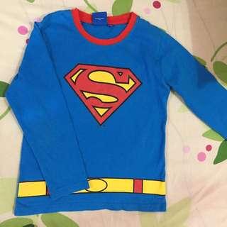 Boys Superman Tshirt