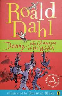 For sale!!! Roald Dahl Danny the Champion of the World
