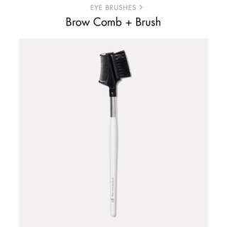 ELF Brow comb and brush