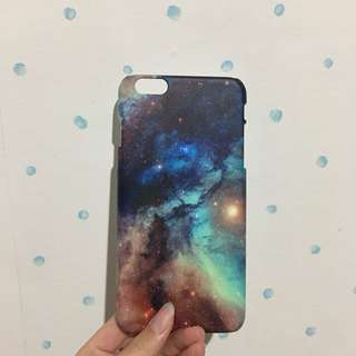 GALAXY CASE FOR IPHONE 6+