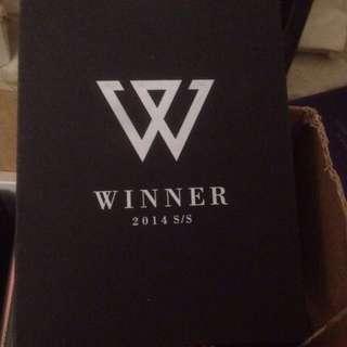 WINNER 2014 S/S *inc pos