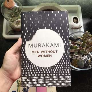 Haruki Murakami Men Without Women HARDCOVER BOOK