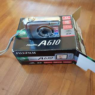 Fujifilm A610 Camera for $5!!!