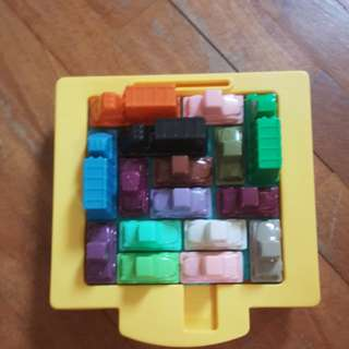 Smart driver traffic jam puzzle game