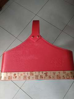 Gift basket  H15cm  W22cm L36