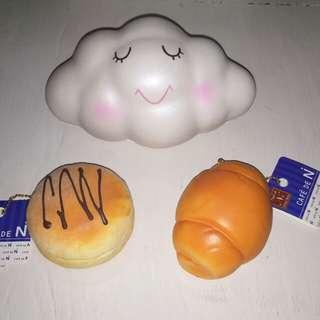 Squishy Lei Lei Cloud + Cafe D N