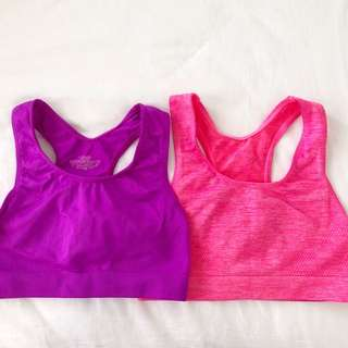 2 For $3 Sports Bras