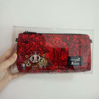 Tokidoki Mbs Cny Red Collectible Sling Bag