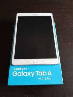 Samsung Galaxy Tab A 9.7 LTE with S Pen