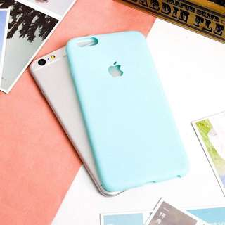 Back In Stock Pastel Tosca Softcase For Iphone 6