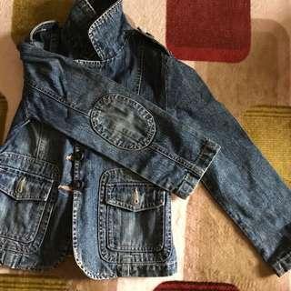 Denim's Jeans Jacket