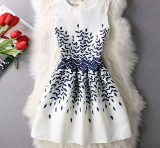 Cute and pretty dress