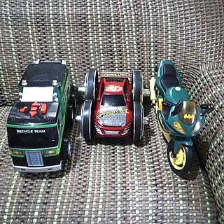 Toy Vehicles for Kids