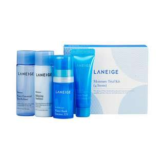 LANEIGE Moisture Care Kit (4pcs)