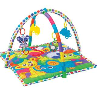 Playgro - Linking Animal Friends Baby Playgym