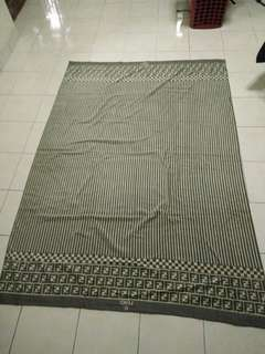 Authentic Fendi Blanket
