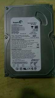 Seagate 80GB sata Hard disk
