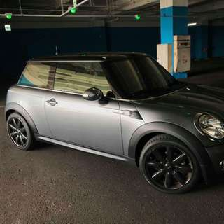 Mini Cooper R56 MINI Earl Grey Edition