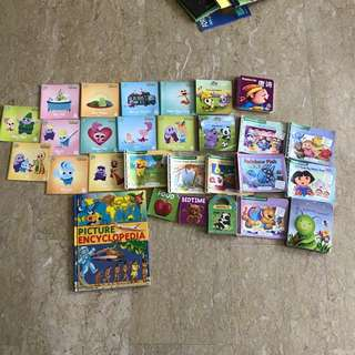 Leapfrog bundle and other children Books