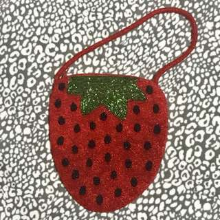 Strawberry Party Hand Bag