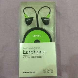 Earphones Miniso NEW