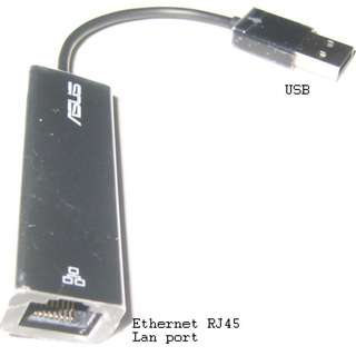 Asus USB to Lan